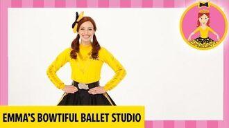 Emma's Bowtiful Ballet Studio Spring Pointes