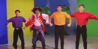 Captain Feathersword's Dancing Skit