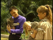 Jeff,TerriandBindiIrwin