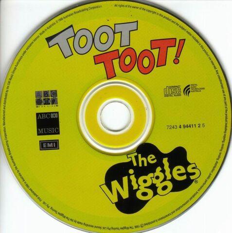 File:TootToot!Album-Disc.jpg