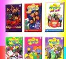 Wiggle Time: Volume 1 DVD