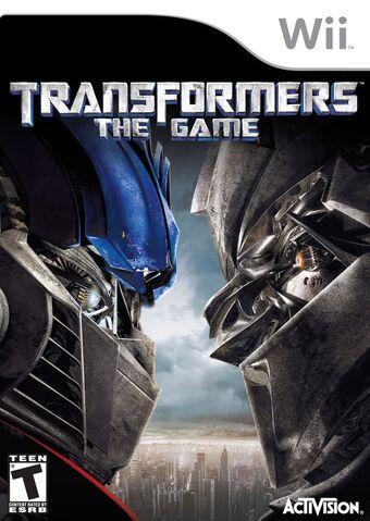 File:Transformers Game Wii.jpg