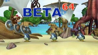 Beta64 - DK Country- Tropical Freeze Beta Footage