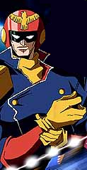 Captain FalconAnime