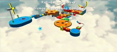 Rolling Gizmo Galaxy