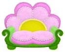 KEY Flower Sofa sprite