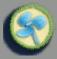 KEY Pinwheel Patch