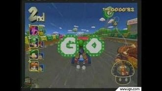 Mario Kart- Double Dash!! GameCube Gameplay - E3 2003