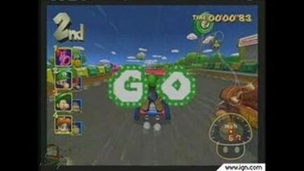 Mario Kart- Double Dash!! GameCube Gameplay - E3 2003