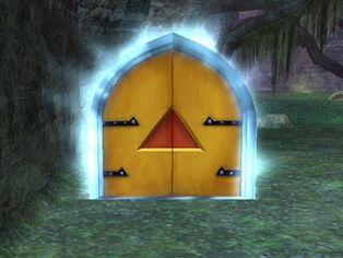 Subspace Emissary Light Door