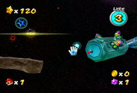 Space Junk Galaxy PSP 1