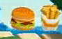 KRtDL Food-Cheeseburger and Fries