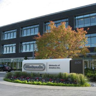 Nintendo of America headquarter.