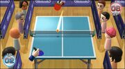 Wiiplay pingpong