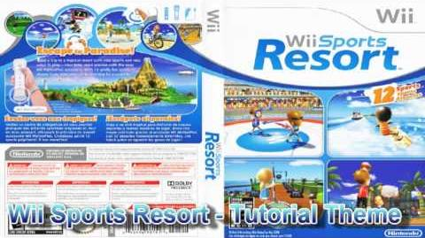 Wii Sports Resort - Tutorial Theme