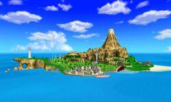 Wuhu Island