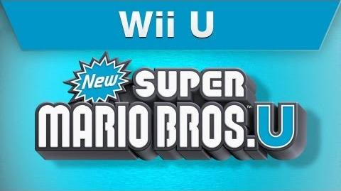Wii U - New Super Mario Bros