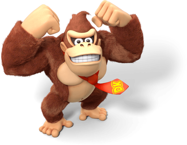 File:Donkey Kong Artwork (alt) - Donkey Kong Country Tropical Freeze.png