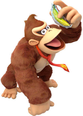 File:Donkey Kong Artwork - Donkey Kong Country Tropical Freeze.png