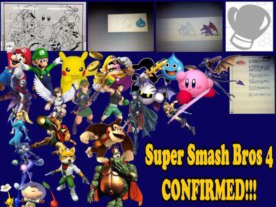 Smash bros character art3