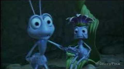 A Bug's Life trailer