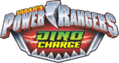 Power Rangers Dinocharge logo