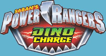 File:Power Rangers Dinocharge logo.png