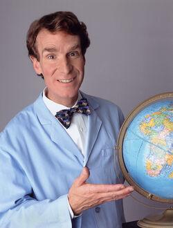 Bill Nye globe