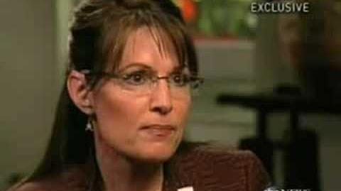 Sarah Palin Farts on ABC
