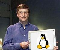 Bill and linux