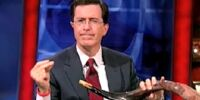 The Colbert Report/Episodes/EpGuide/Episode 307