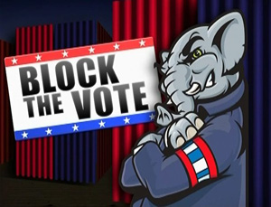File:Voting suppression-Block the vote.jpg