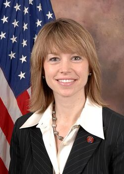 429px-Stephanie Herseth Sandlin, official photo portrait, 2007