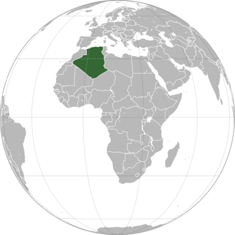 File:Algeria (orthographic projection).png