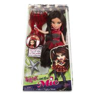 Jade On the Mic Doll Pack box