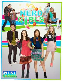 Nerd Girls poster