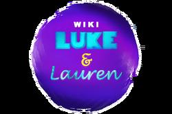 Luke & Lauren Official Logo PNG Small