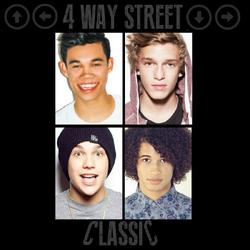 Classic 4 Way Street