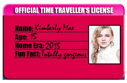 LicenseKimberly2