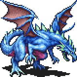 Blue Dragon (Final Fantasy II)