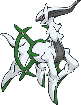 493Arceus Bug Dream