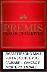 PREMIS cIGARETTES bOX
