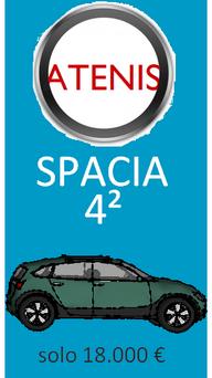 Atenis Spacia