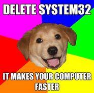 Advicedog5