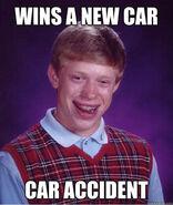 Blb car accident