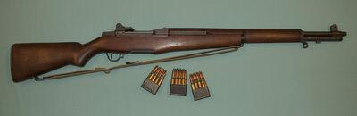 M1-Garand-Rifle