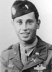 1st Lieutenant Jack Foley