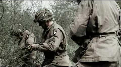 Band of Brothers- Assault on Brecourt Manor part1
