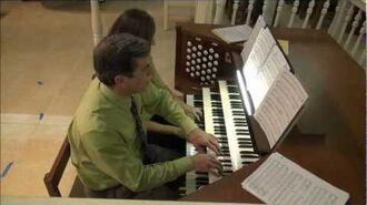 O.K. Chorale - PDQ Bach Organ Duet