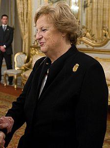 Anna Maria Cancellieri - Quirinale